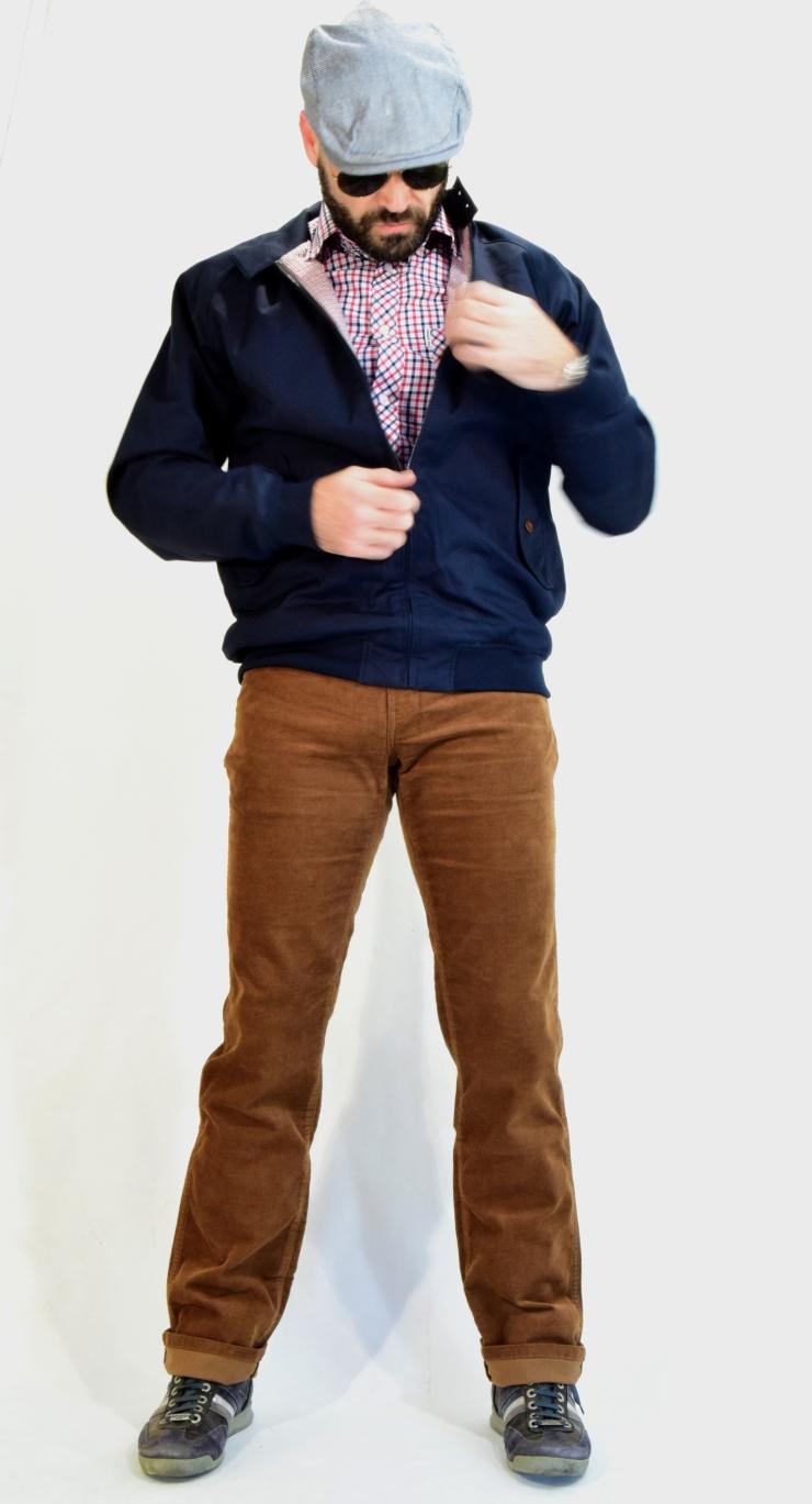 bensherman, casual, british style, jacket