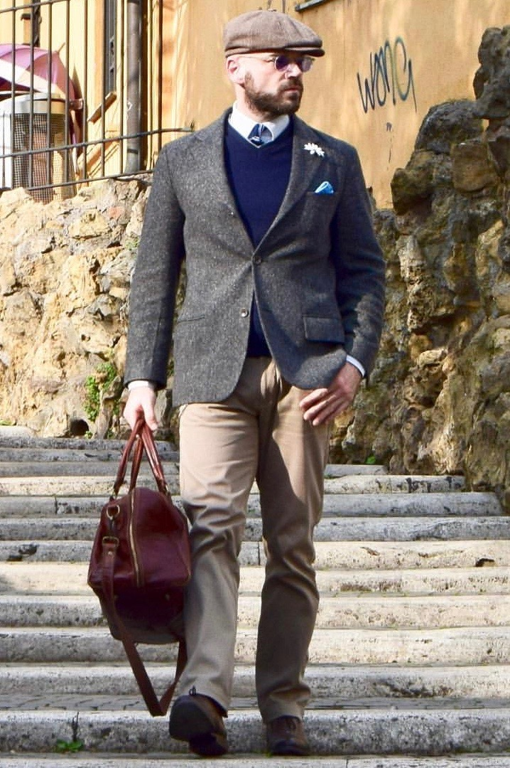 business, casual, outfit, andrea loquenzi holzer, john cravatta, neckties, handbag, florence moon, tombolini, model, amedelan, shoes, sweater, mosca54, levis, spadaroma, boutonierre, handkerchief, pochette, moda, uomo, smart, sunglasses, oliver peoples, dockers, lungotevere, rome, fashionblogger,