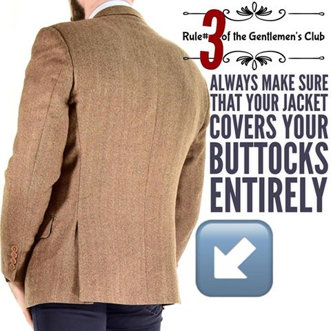 gentleman, jacket, rules, style, styletips, stylerules,