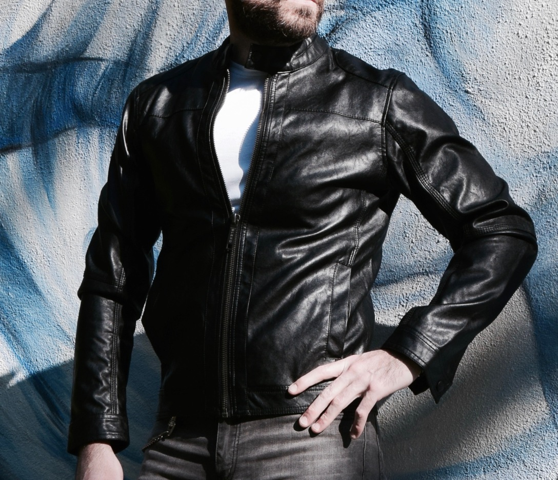 leather jacket, blend, thefonz, happy days, fashionblogger, blend clothing company, john cravatta, monte mario, rome, roma, style, jacket,