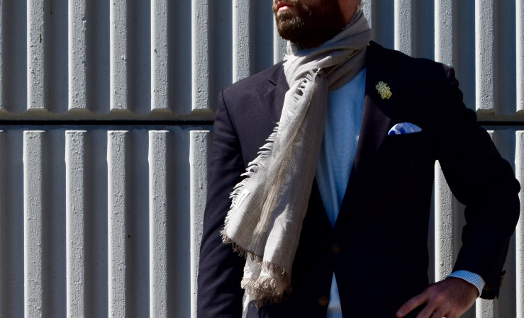 carpisa, brooksfield, tie shop rome, MCS, pocket square, mosca54, scarf, styleblogger,