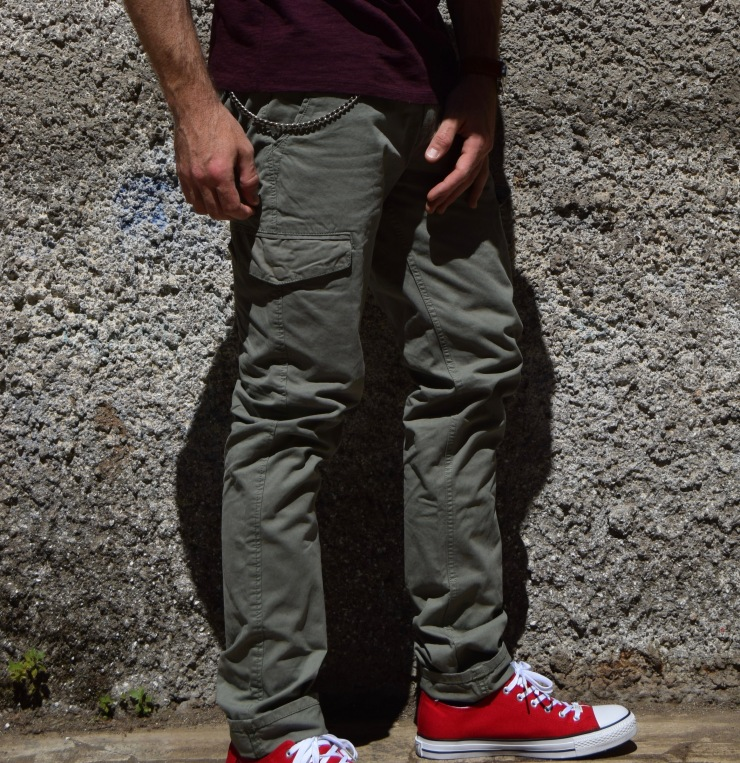 trousers, style, man, clothing, blogger, blend, cotton, military, styleguru,